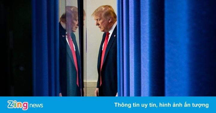 Tòa tối cao Mỹ vừa ra phán quyết bất lợi cho Tổng thống...