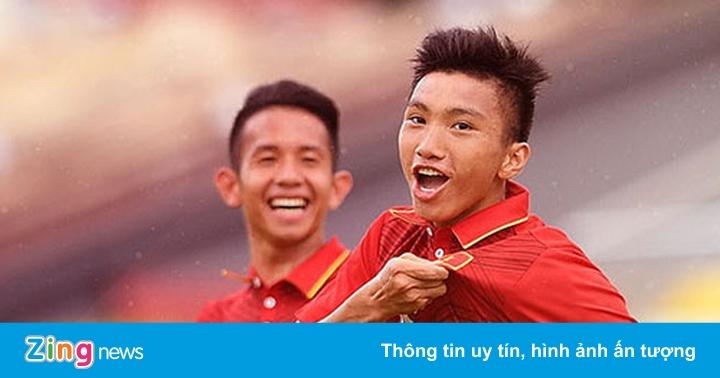 f9a7d7add4 Đoàn Văn Hậu - người vẽ những siêu phẩm ở Olympic Việt Nam - Bóng đá Việt  Nam - ZING.VN