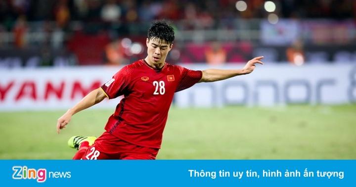 Duy Mạnh giao lưu trực tuyến với Zing.vn trước thềm Asian Cup 2019