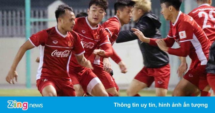 Trọng Hoàng bình phục, Việt Nam có lực lượng mạnh nhất dự Asian Cup