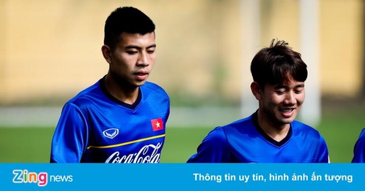 Loại Đinh Thanh Bình, tuyển Việt Nam chốt danh sách dự Asian Cup 2019