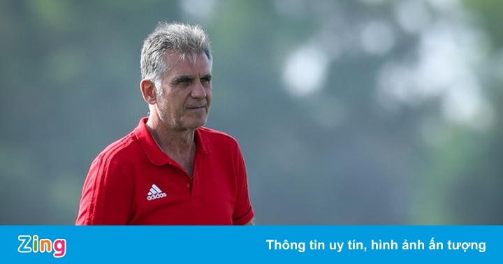 """HLV Iran: Việt Nam là đội có tham vọng, nên trận đấu sẽ rất khó khăn"""""""
