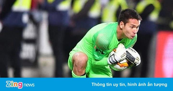 Filip Nguyễn chơi tuyệt hay ngày thầy Park đi gặp Alex Đặng