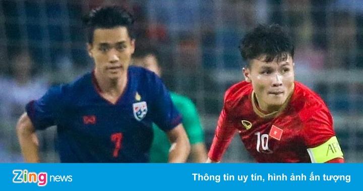 11 năm thất bại của tuyển Việt Nam trước Thái Lan sẽ dừng lại?