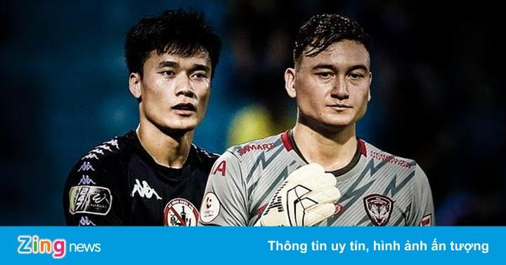 Tiến Dũng, Văn Lâm ở đâu trong cuộc chiến thủ môn Việt Nam?