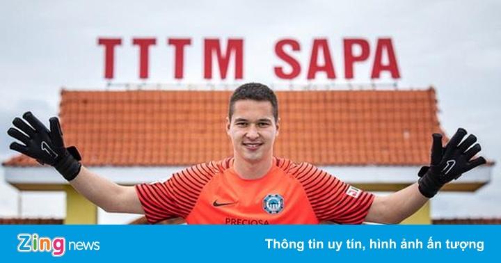 Filip Nguyễn từng muốn bỏ quốc tịch Czech, về Việt Nam thi đấu