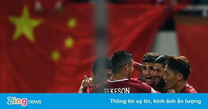 Tuyển Trung Quốc có thể sử dụng 9 cầu thủ nhập tịch trong đội hình
