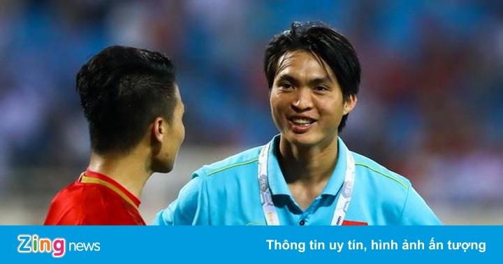 """Bùi Tiến Dũng: """"Tuyển Việt Nam luôn có người sẵn sàng thay Tuấn Anh"""""""