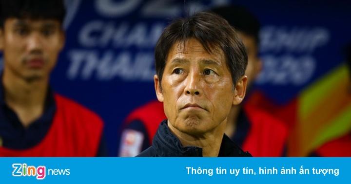 Trước đại chiến, HLV Nishino nhắn U23 Thái Lan 'đừng sợ hãi'