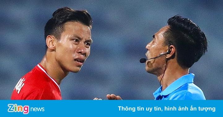 Trọng tài thiếu và yếu để sai lầm xuất hiện nhiều ở V.League