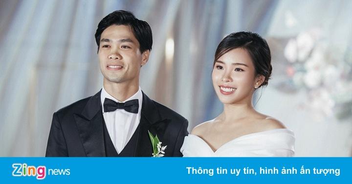 Lễ cưới Công Phượng - Viên Minh diễn ra hôm nay tại Nghệ An