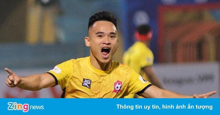 Cầu thủ vô danh đưa Hải Phòng lên đỉnh V.League là ai?