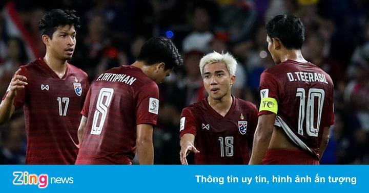 Thái Lan khó đăng cai vòng loại World Cup vì thiếu tiền