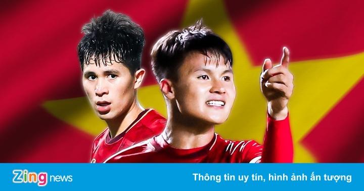 Chiều sâu ấn tượng của tuyển Việt Nam