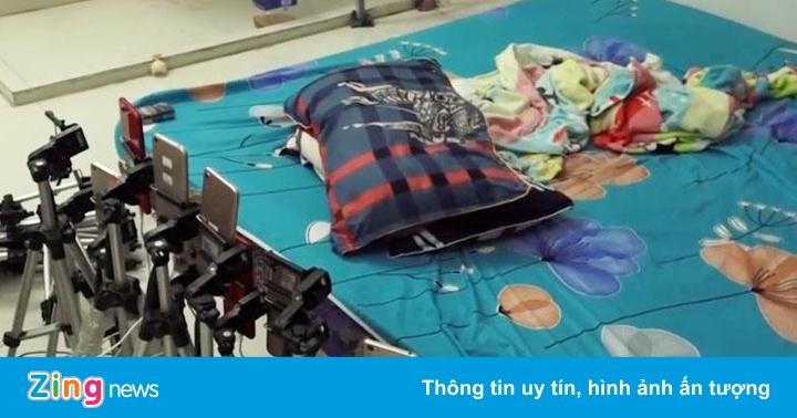 Bên trong căn nhà nhóm người Trung Quốc thuê gái trẻ đóng clip sex
