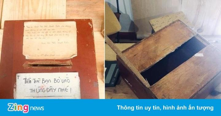 Quán trà bị trộm tiền ở Đà Lạt không lắp camera để lan truyền sự tử tế
