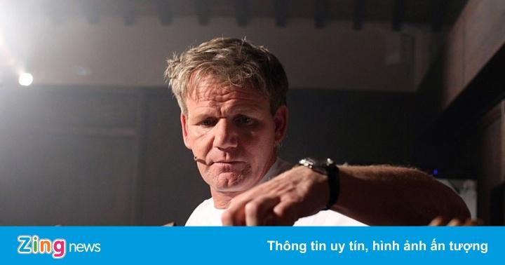 Vua đầu bếp Gordon Ramsay siêu giàu nhưng không để tiền cho con
