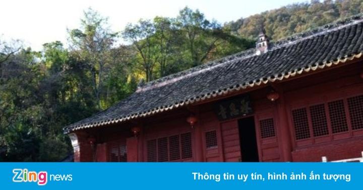 Ngôi chùa đóng cửa hơn 500 năm