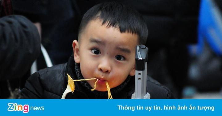Hàng triệu trẻ em Đông Nam Á bị suy dinh dưỡng do mì ăn liền
