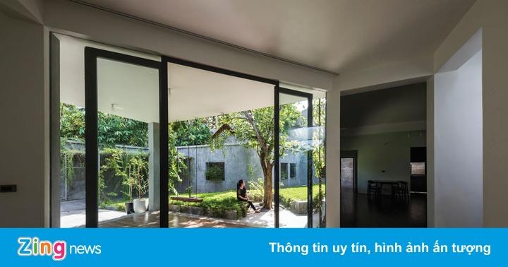 Ngôi nhà vườn kết nối con người và thiên nhiên ở Nghệ An