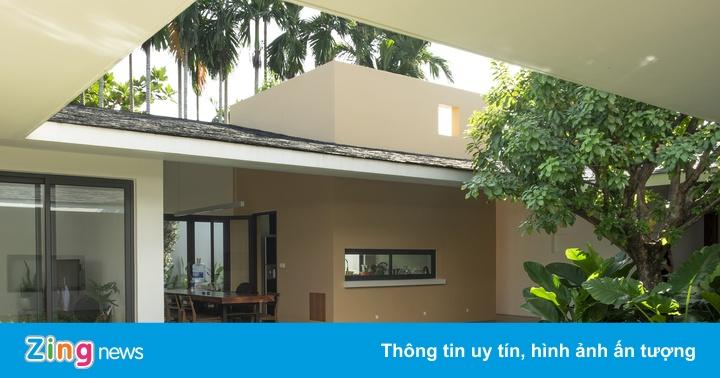 Ngôi nhà sân vườn cho gia đình 3 thế hệ ở TP.HCM