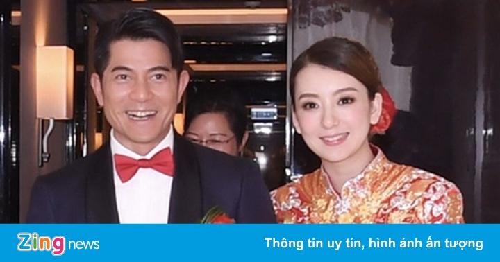 Quách Phú Thành và vợ kém 22 tuổi chuẩn bị có con thứ 2? - Sao Châu Á