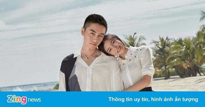'Tiểu Long Nữ' Trần Nghiên Hy và chồng trẻ hâm nóng hôn nhân