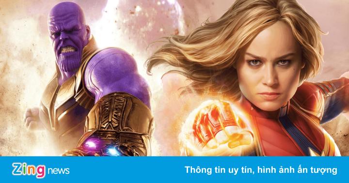 Captain Marvel sẽ giúp nhóm Avengers đánh bại Thanos như thế nào