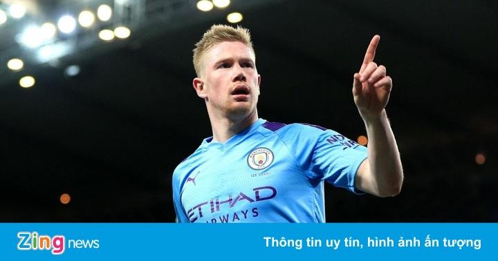 Đội hình Man City đắt giá nhất thế giới