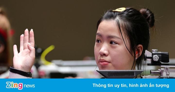 VĐV Trung Quốc giành HCV đầu tiên ở Olympic 2020