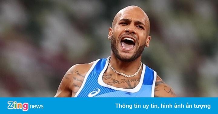 VĐV Italy đổi đời nhờ giành huy chương vàng Olympic