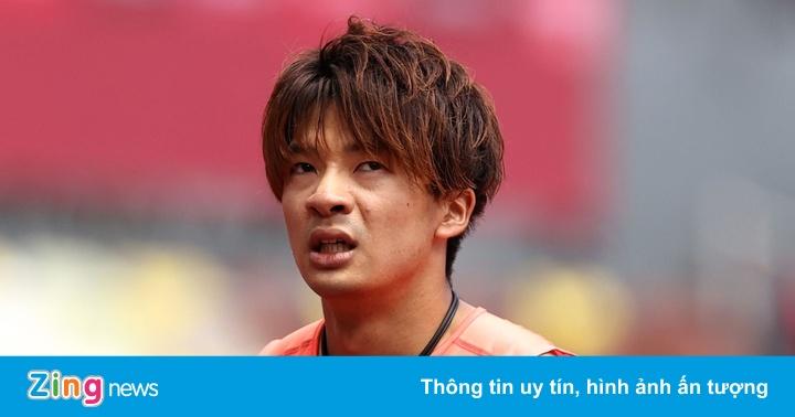 VĐV Nhật Bản vấp ngã ở nội dung 110 m vượt rào nam