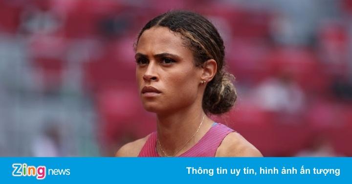 VĐV Mỹ phá kỷ lục thế giới của chính mình ở Olympic