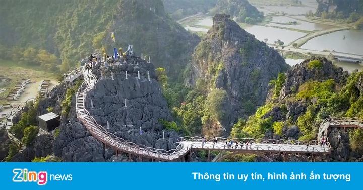 """Bộ Văn hóa """"thúc"""" tiến độ thanh tra cầu xuyên lõi di sản Tràng An"""