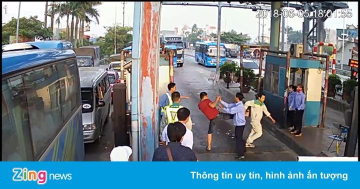 Bộ GTVT báo cáo Chính phủ vụ việc xảy ra tại BOT Tân Đệ
