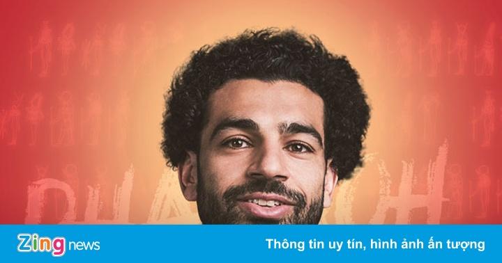 Mohamed Salah – Vua của các vị thần