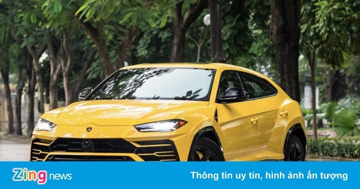 """Một năm qua, những siêu xe """"mới toanh"""" nào đã về Việt Nam?"""