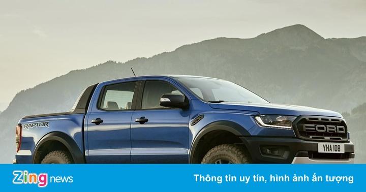 Thành công tại ĐNÁ, Ford Ranger Raptor tấn công thị trường châu Âu