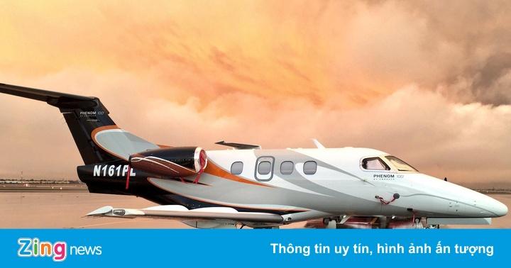 Chán siêu xe, các tỷ phú công nghệ 'chạy đua' máy bay cá nhân
