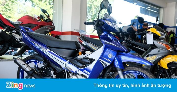 Xe côn tay Yamaha 'Z' ở Malaysia với giá bằng 1/3 tại Việt Nam