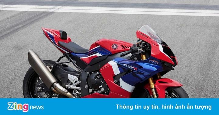 Honda CBR1000RR-R thế hệ mới trình làng với thiết kế hầm hố