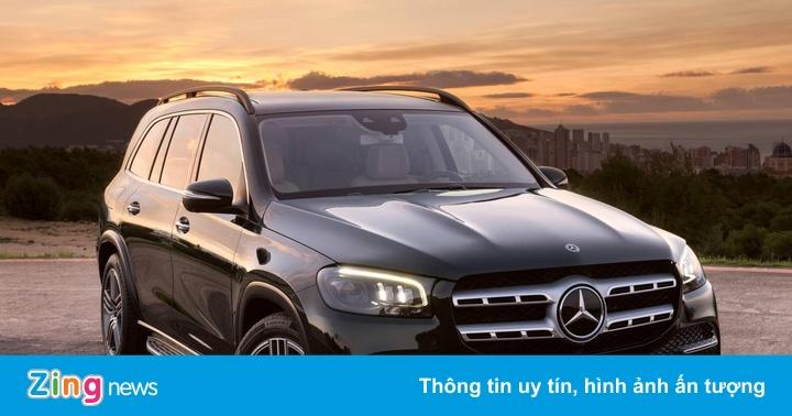 Mercedes-Benz GLS 2020 ra mắt tại Australia, giá từ 99.000 USD