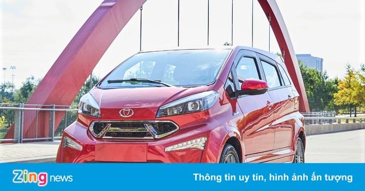 Hãng xe Trung Quốc ra mắt 'xe điện rẻ nhất tại Mỹ', giá từ 13.000 USD - kết quả xổ số tiền giang