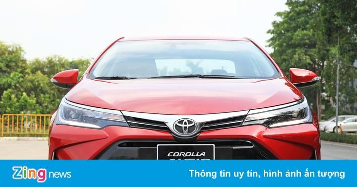 Toyota Corolla 2020 ra mắt VN - chỉ nâng cấp nhẹ, hạ giá gần 30 triệu