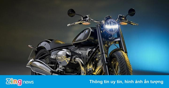 BMW R 18 được ra mắt tại Việt Nam, giá từ 929 triệu đồng