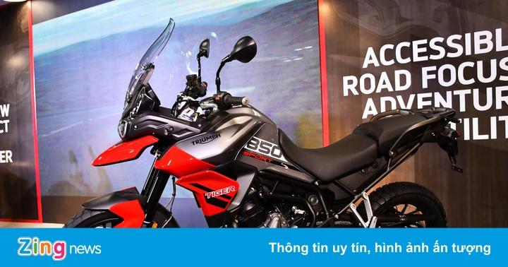 Chi tiết Triumph Tiger 850 Sport tại Việt Nam, giá từ 360 triệu đồng