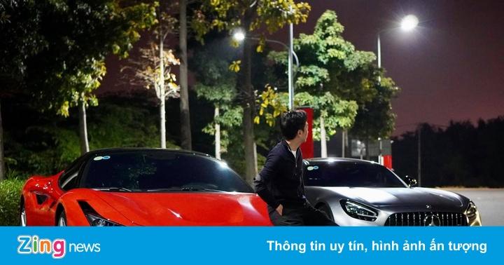 Doanh nhân Nguyễn Quốc Cường đã mua những xe gì trong một năm qua?