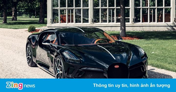 Hãng siêu xe điện Croatia chuẩn bị nắm quyền kiểm soát Bugatti