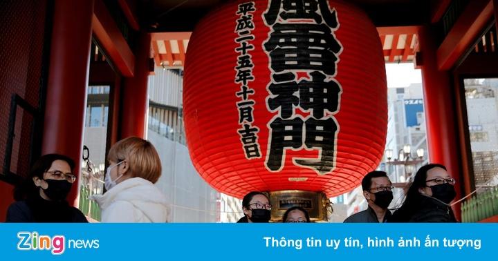Tokyo ghi nhận số ca nhiễm mới cao chưa từng thấy