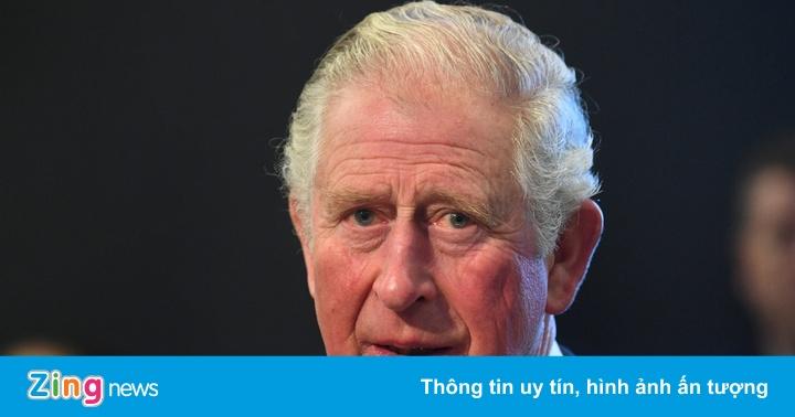Thái tử Anh Charles đã hết bị cách ly